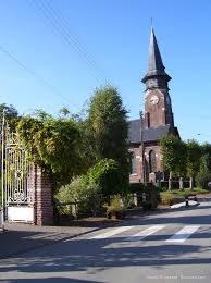 Le Maisnil église St Pierre