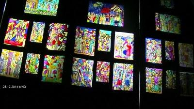 Crèche église Notre Dame à Loos (2)