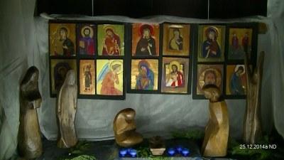 Crèche église Notre Dame à Loos (3)