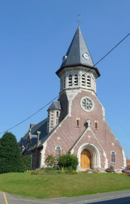Fromelles Saint Jean Baptiste