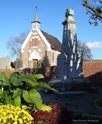 Erquinghem le Sec église St Vaast